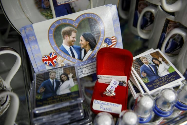 Britain is once again gripped by royal wedding fever ahead of next month's marriage of Prince Harry to US actress Meghan Markle