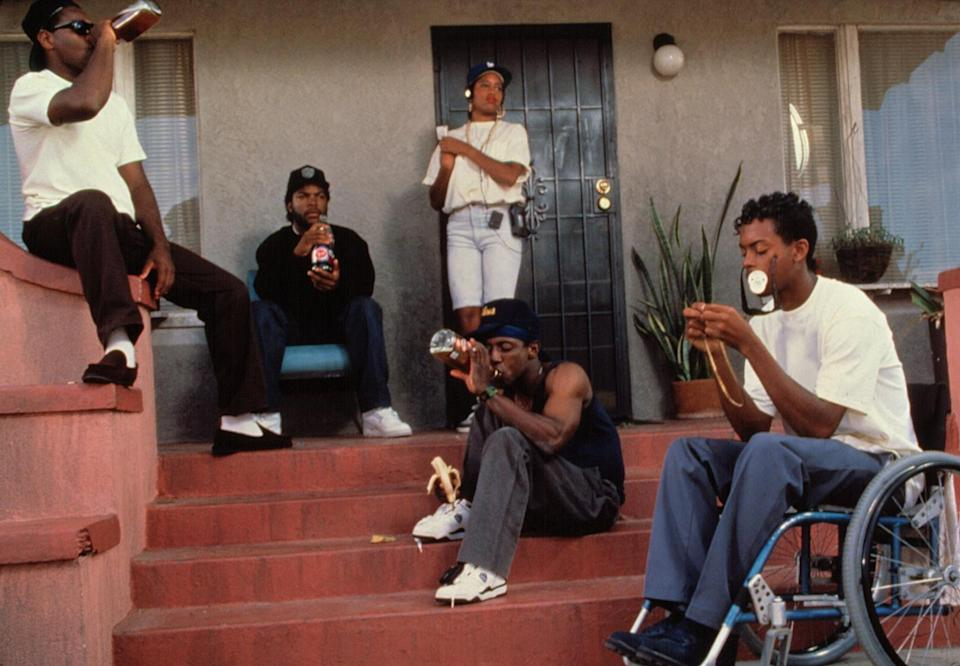 <p>After a couple of TV appearances and a part in another John Singleton film, <em>Higher Learning</em>, King played a small yet memorable role in the classic film <em>Friday</em>, stealing the show as Ice Cube's character Craig Jones' no-nonsense sister, Dana.</p>