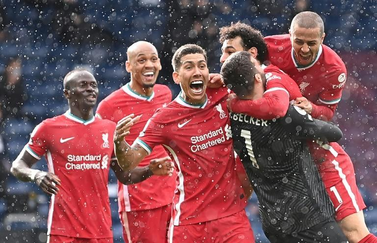Liverpool are close to sealing a top-four spot in the Premier League