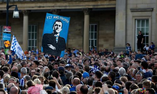 Huddersfield's wholesome unity shows another way to Newcastle's dysfunction | Paul Doyle