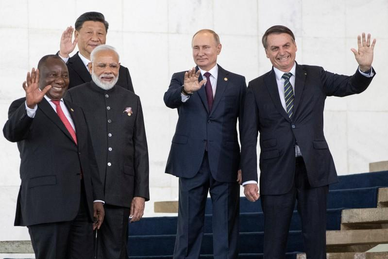 BRICS nations vow to stand up to unilateral protectionism