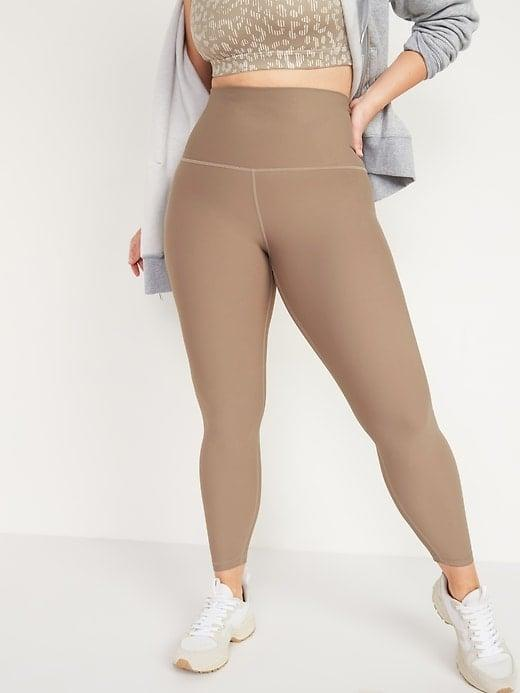 <p>These <span>Old Navy Extra High-Waisted Powersoft Hidden Pocket 7/8-Length Leggings</span> ($40) are so useful, and a go-to for all kinds of activities.</p>