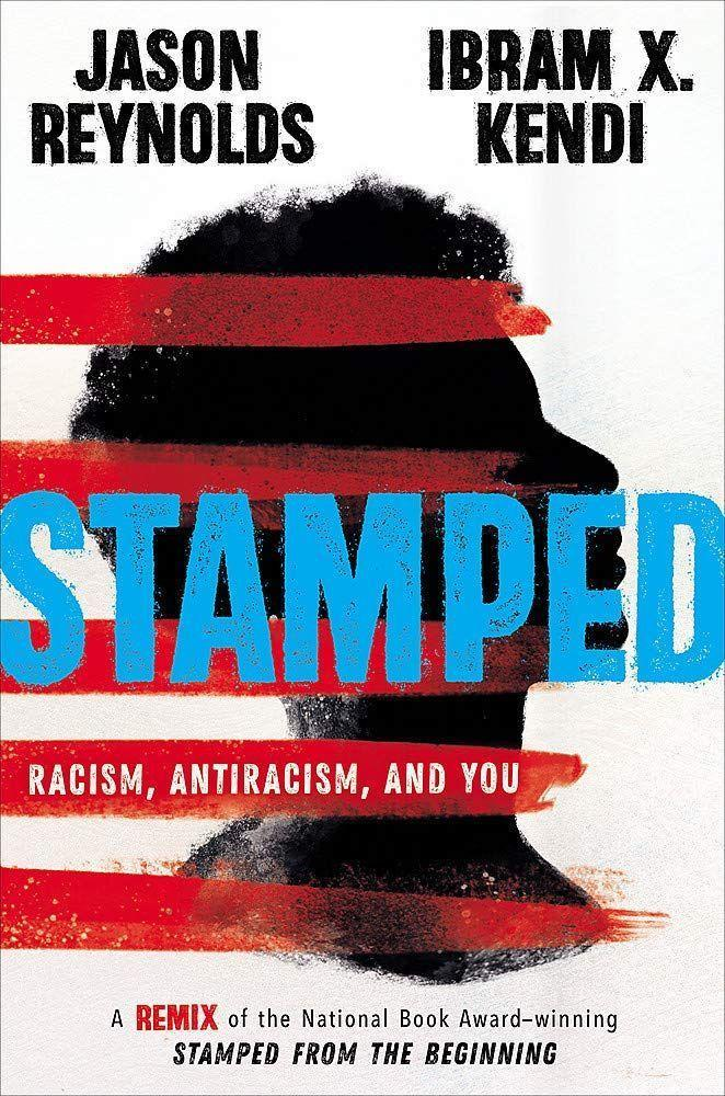 """<p><strong>Ibram X. Kendi and Jason Reynolds</strong></p><p>bookshop.org</p><p><strong>$24.99</strong></p><p><a href=""""https://bookshop.org/books/stamped-racism-antiracism-and-you-a-remix-of-the-national-book-award-winning-stamped-from-the-beginning/9780316453691"""" rel=""""nofollow noopener"""" target=""""_blank"""" data-ylk=""""slk:BUY IT HERE"""" class=""""link rapid-noclick-resp"""">BUY IT HERE</a></p><p>This """"remix"""" of Kendi's earlier text, <em>Stamped From the Beginning</em>, presents a vision of racism as it exists in America today by tracing its history and exploring the multiple, insidious ways racist ideas can permeate our culture — as well as showing how these ideologies can be discredited. By reckoning with things as they were and as they are, Kendi and Reynolds then speculate as to how a better, anti-racist future is possible. Kendi's wider works, including <em>Stamped From the Beginning </em>and <em>How to Be an Anti-Racist</em>, come highly recommended by Professor Kevin McGruder, an author and history professor at Antioch College. </p>"""