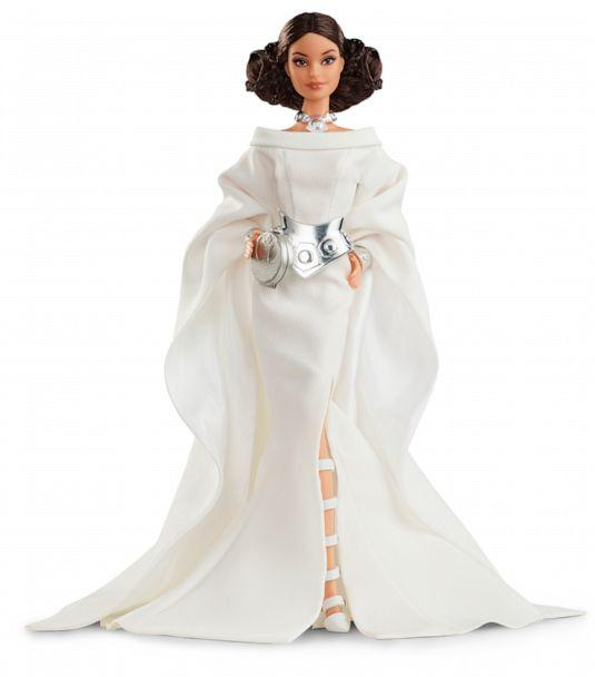 PHOTO: Star Wars™ Princess Leia x Barbie® Doll (Barbiemedia.com)