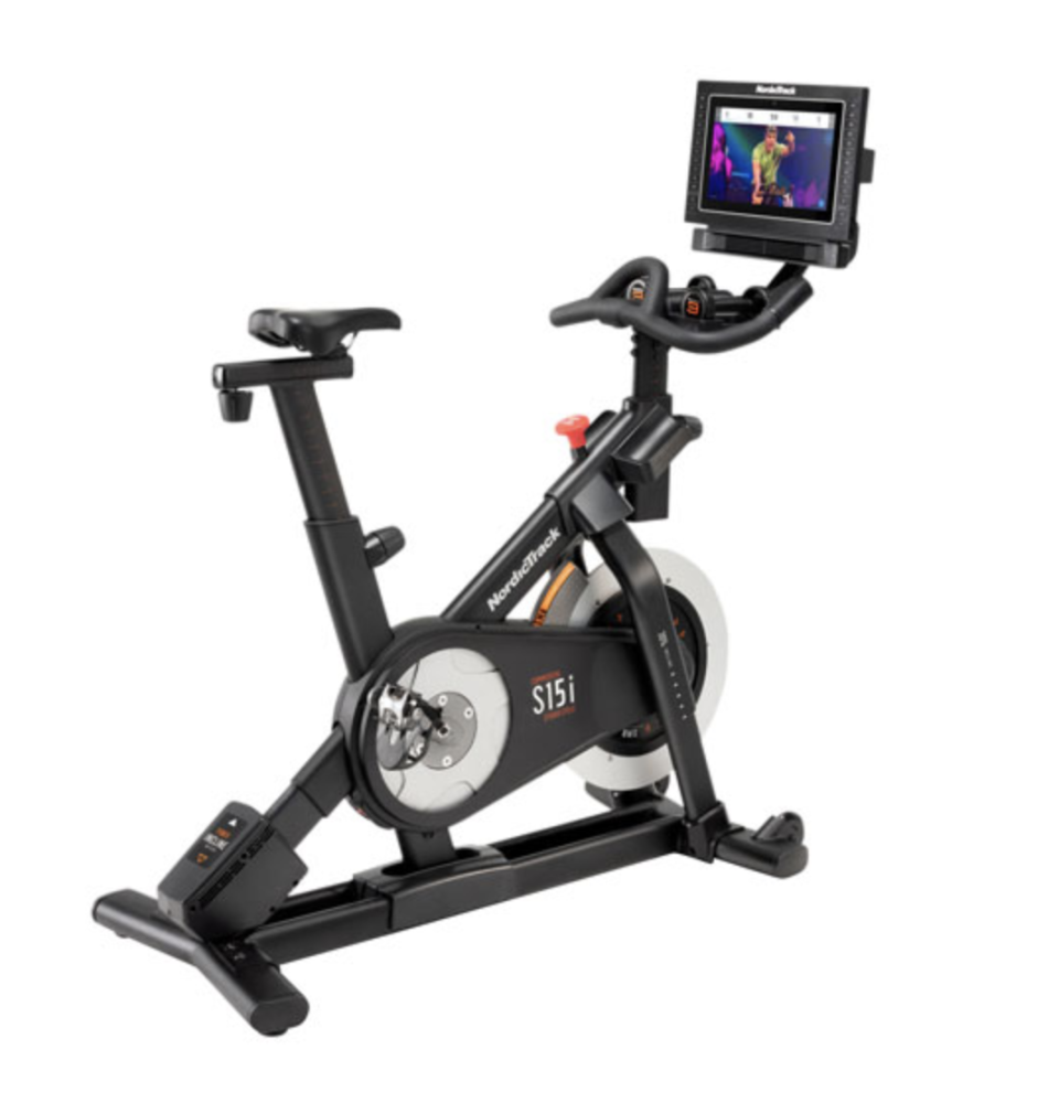 NordicTrack Commercial S15i Studio Cycle Exercise Bike - Best Buy Canada.