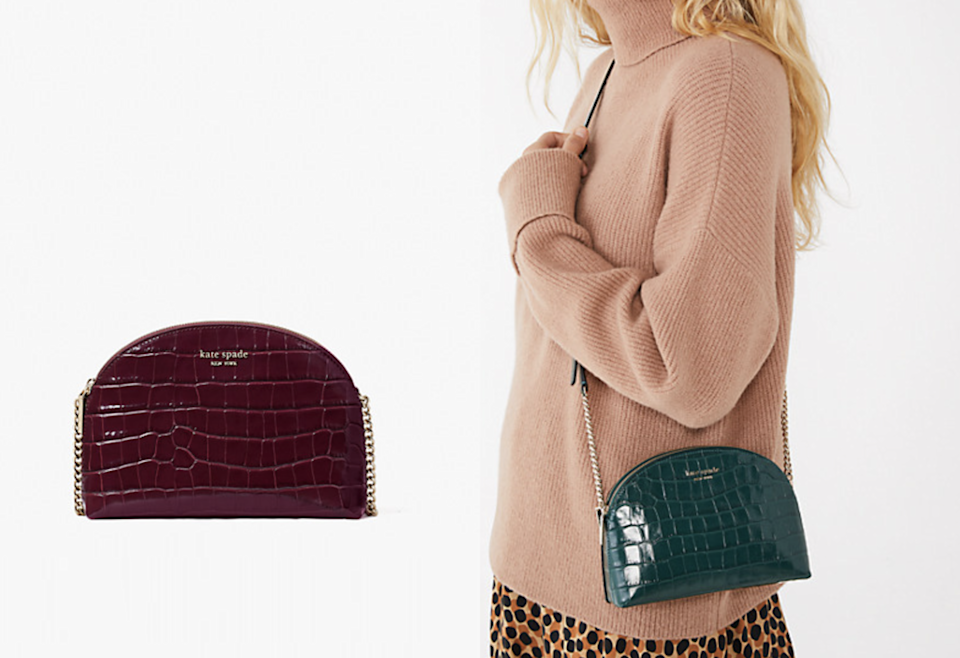 This bag will instantly elevate any outfit.