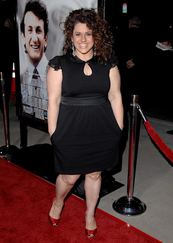 "<a href=""http://movies.yahoo.com/movie/contributor/1804503131"">Marissa Jaret Winokur</a> at the Los Angeles premiere of <a href=""http://movies.yahoo.com/movie/1810041985/info"">Milk</a> - 11/13/2008"