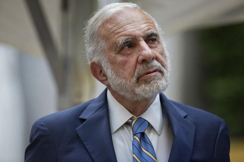 Icahn Proposed Buying HP If It Didn't Pursue Xerox Merger