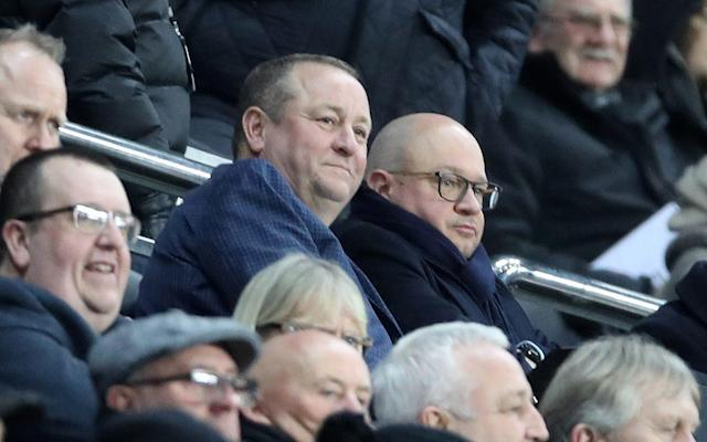 A deal has not been agreed as yet with Newcastle owner Mike Ashley - PA