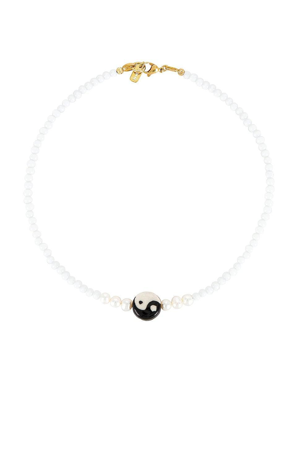 <p><span>Notte Yin To My Yang Necklace</span> ($69)</p>
