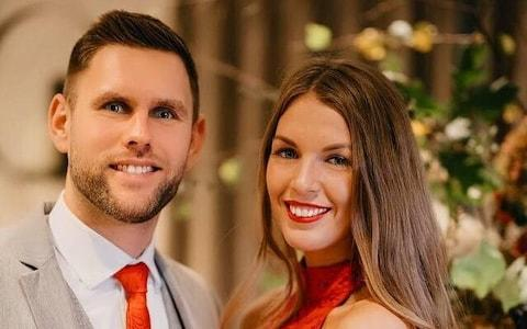 Stuart Hill and Becky Dobson were both killed in the crash