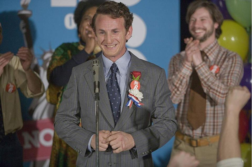 """<p>This moving documentary follows the rise and career of Harvey Milk, California's first openly gay <a href=""""https://www.goodhousekeeping.com/life/a19845739/barbara-bush-death-reactions/"""" rel=""""nofollow noopener"""" target=""""_blank"""" data-ylk=""""slk:elected official"""" class=""""link rapid-noclick-resp"""">elected official</a>. While his story ends in tragedy, this film can remind us all how far we've come as a society. It serves as a wonderful primer to LGBTQ history, but it does depict some adult themes and incidences of violence. </p><p><a class=""""link rapid-noclick-resp"""" href=""""https://go.redirectingat.com?id=74968X1596630&url=https%3A%2F%2Fwww.hulu.com%2Fmovie%2Fmilk-cd5bf8f3-bc6d-4892-bf88-aaa052758631&sref=https%3A%2F%2Fwww.goodhousekeeping.com%2Flife%2Fentertainment%2Fg27886652%2Fbest-gay-lgbt-movies%2F"""" rel=""""nofollow noopener"""" target=""""_blank"""" data-ylk=""""slk:STREAM NOW"""">STREAM NOW</a></p>"""