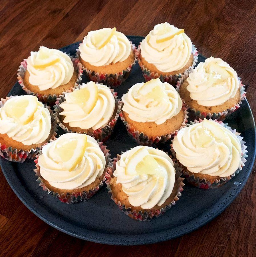 """<p>If you love <a href=""""https://www.delish.com/uk/cooking/recipes/a28867437/lemon-drizzle-cake/"""" rel=""""nofollow noopener"""" target=""""_blank"""" data-ylk=""""slk:lemon drizzle cake"""" class=""""link rapid-noclick-resp"""">lemon drizzle cake</a>, then you're going to be obsessed with our adorable (and insanely easy) lemon drizzle cupcakes. They're super easy to make - and the lemon buttercream is the icing on the (cup)cake, literally! </p><p>Get the <a href=""""https://www.delish.com/uk/cooking/recipes/a32597131/lemon-drizzle-cupcakes/"""" rel=""""nofollow noopener"""" target=""""_blank"""" data-ylk=""""slk:Lemon Drizzle Cupcakes"""" class=""""link rapid-noclick-resp"""">Lemon Drizzle Cupcakes</a> recipe.</p>"""