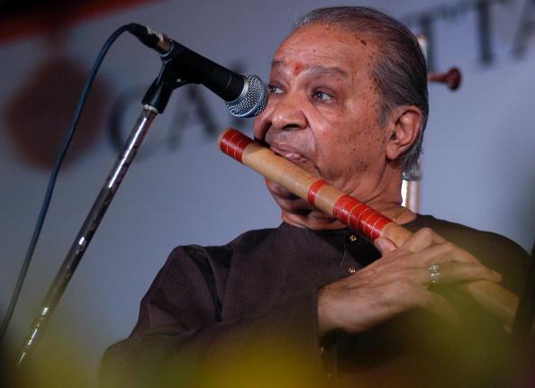 Classical flutist Chaurasia's contribution to Hindustani music for near to five decades has been unparalleled. Chaurasia has collaborated with several Western artists, including 'The Beatles.'