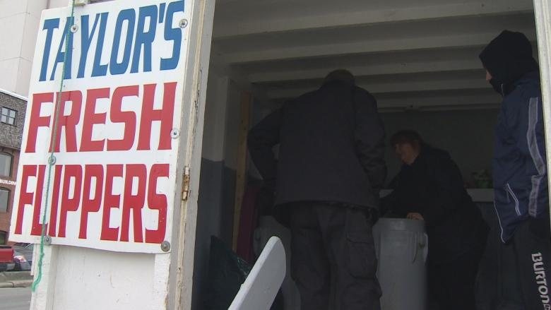 You've gotta know how to cook 'em: Seal flippers for sale in St. John's