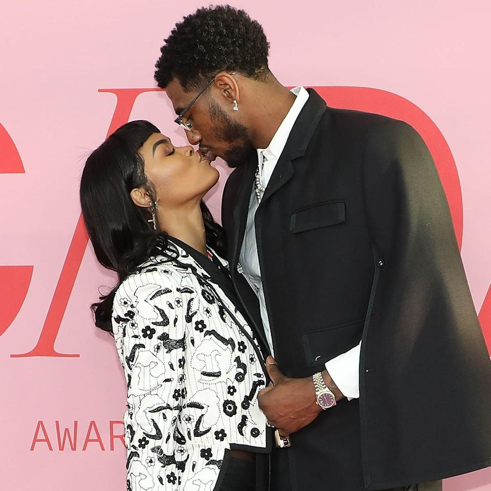 8 Teyana Taylor and Iman Shumpert Quotes That Prove Exactly Why They're Inseparable