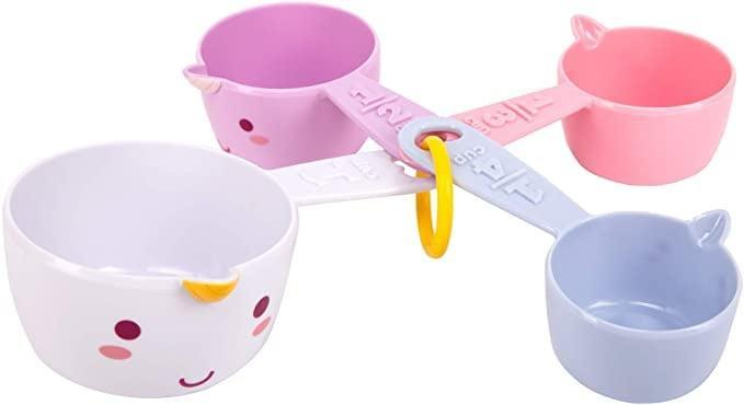 <p>Every baker needs these cute <span>Smoko Elodie Unicorn Measuring Cups</span> ($18).</p>