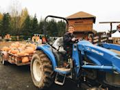 """<p><strong>Hillsboro, Oregon </strong></p><p>Do you find yourself DVRing every episode of<em> <a href=""""https://www.goodhousekeeping.com/life/entertainment/a22851722/visit-roloff-farms-pumpkin-season/"""" rel=""""nofollow noopener"""" target=""""_blank"""" data-ylk=""""slk:Little People, Big World"""" class=""""link rapid-noclick-resp"""">Little People, Big World</a></em>? If so, you can't miss the <a href=""""https://www.rolofffarms.com/Pumpkin-Patch"""" rel=""""nofollow noopener"""" target=""""_blank"""" data-ylk=""""slk:Roloff Farms Pumpkin Patch"""" class=""""link rapid-noclick-resp""""><strong>Roloff Farms Pumpkin Patch</strong></a>. You can expect to see food carts, wagon tours of the farm, and face painting for this year's fall lineup in October. Children ages 3 and under have free access, but make sure to check for updates on the site for all other ticket pricing. And before you start planning the carpool drop-off schedule, keep in mind that children 10 and under must be accompanied by an adult. </p>"""
