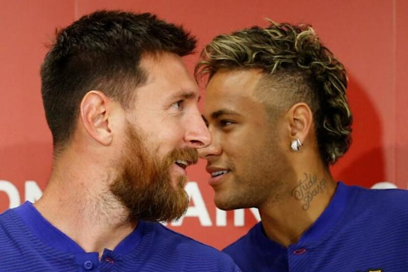 When I Needed The Most Support, He Gave Me a Hand: Neymar on Lionel Messi