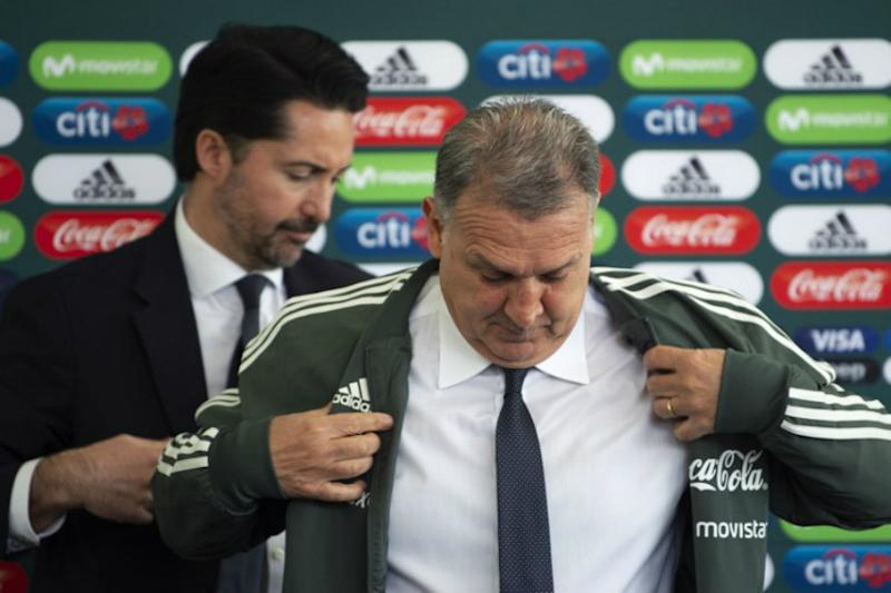 Mexico Name Argentina's Gerardo Martino as Coach