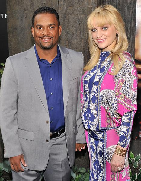 Alfonso Ribeiro, Wife Angela Unkrich Welcome Baby Boy Alfonso Lincoln Ribeiro Jr