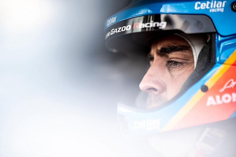 Alonso: I can challenge for magical debut stage win