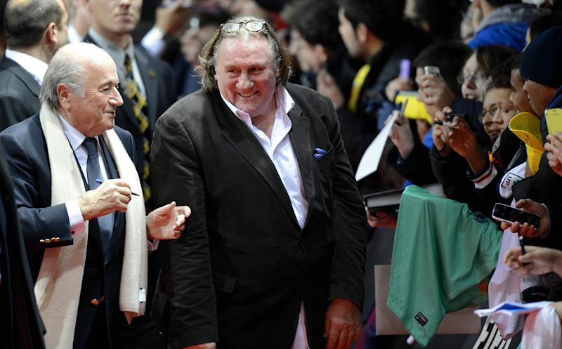 Depardieu: 'I'm French' despite Russian passport