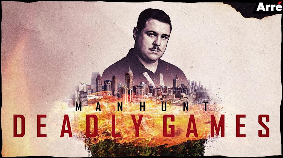 Lionsgate Play manhunt deadly games