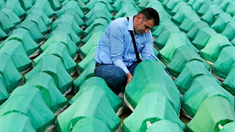 25 years on, Srebrenica remembers Europe's worst massacre since WWII