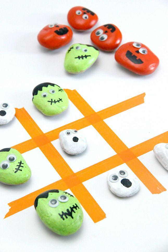 "<p>Not only will your kids enjoy playing this game, but they'll also love making it. After all, it's a classic for a reason!</p><p><strong>Get the tutorial at <a href=""http://smashedpeasandcarrots.com/spooky-tic-tac-toe-game-with-halloween-painted-rocks/"" rel=""nofollow noopener"" target=""_blank"" data-ylk=""slk:Smashed Peas and Carrots"" class=""link rapid-noclick-resp"">Smashed Peas and Carrots</a>.</strong></p><p><strong><a class=""link rapid-noclick-resp"" href=""https://www.amazon.com/Duck-Masking-240883-Orange-Tape-94-Inch/dp/B00TOW63XS/?tag=syn-yahoo-20&ascsubtag=%5Bartid%7C2139.g.34440360%5Bsrc%7Cyahoo-us"" rel=""nofollow noopener"" target=""_blank"" data-ylk=""slk:SHOP ORANGE TAPE"">SHOP ORANGE TAPE</a><br></strong></p>"