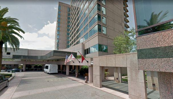 PHOTO: Grand Hyatt Hotel in Tampa (Google Maps Street View)