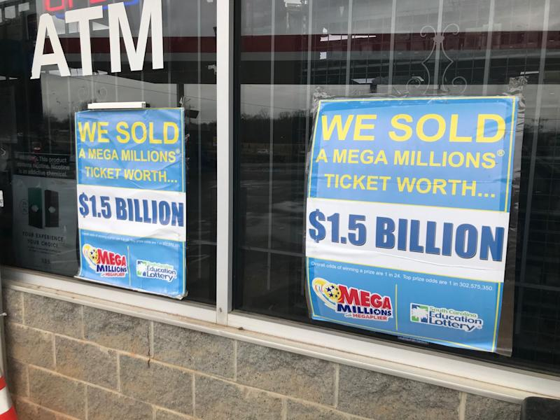 Mega Millions winner of $1.5B jackpot comes forward: Why they chose the lump sum