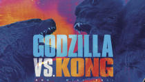 The last time Warner Bros allowed audiences into its MonsterVerse, things didn't go so well. <em>Godzilla: King of the Monsters</em> was a huge disappointment, but it was always set to build to the main event — a titanic clash between the two most famous kaiju in cinema history. Horror specialist Adam Wingard is in the director's chair. (Credit: Warner Bros)