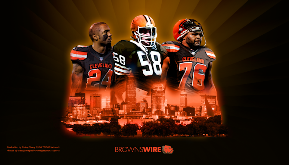 Cleveland Browns Homegrown Legends