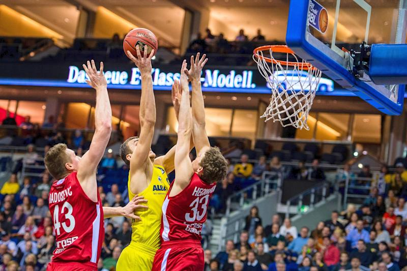 Basketball: Brose Bamberg gegen Alba Berlin live - Stream & Ticker