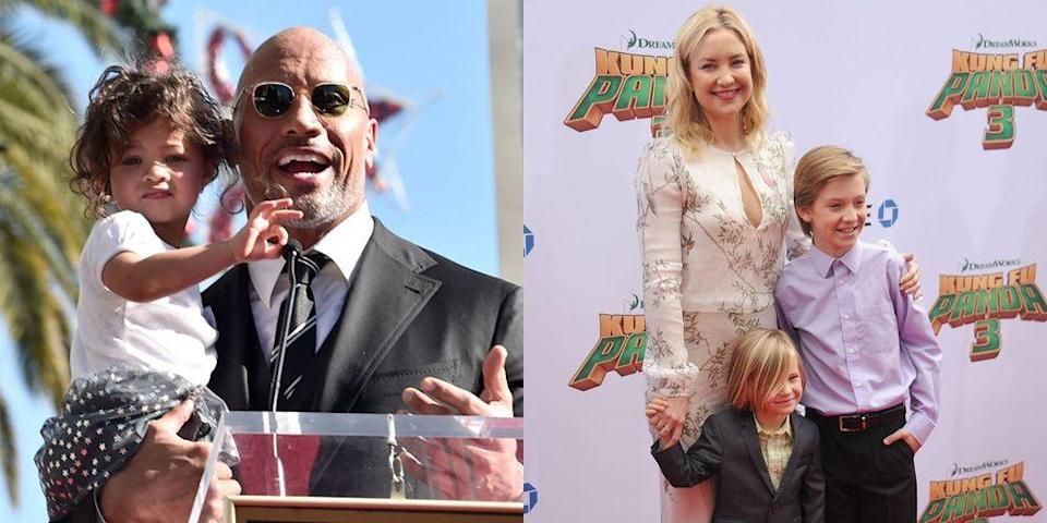 <p>Hollywood's biggest stars are constantly in the spotlight, which means fans may feel like they know everything about their lives. But after years of following celebrities, you might be surprised to know that some of your favorites are parents, some to more than one kid.</p>
