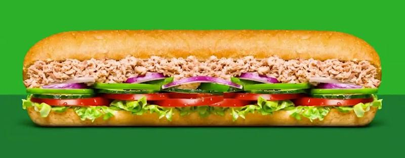 Every Subway Sandwich—Ranked for Nutrition!