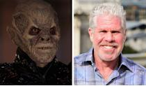 <p>You recognise his face now, but for a long-time, the 66-year-old was well-known for being endlessly buried under facial prosthetics. In 'Star Trek: Nemesis' he's unrecognisable as a Reman Viceroy who tried to help Tom Hardy overthrow the Romulans.</p>