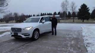 2016 Volvo XC90 T8 PlugIn Hybrid An Owners First 21 Days
