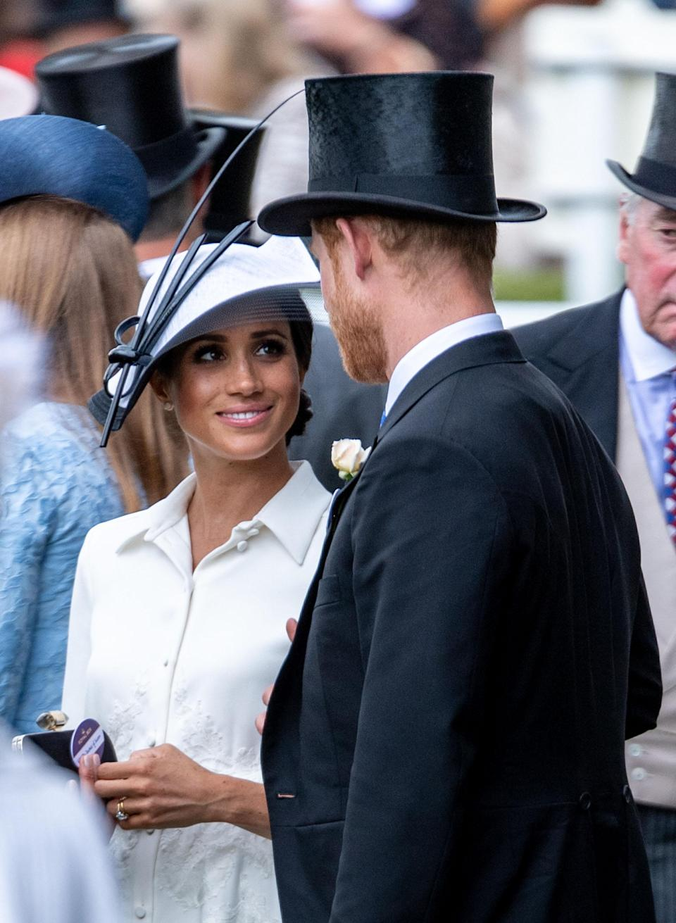 Meghan Markle's Royal Ascot debut was 'understated' to say the least.