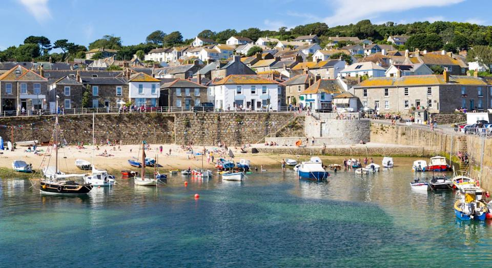 Mousehole harbour in the Scilly Islands. (Getty Images)