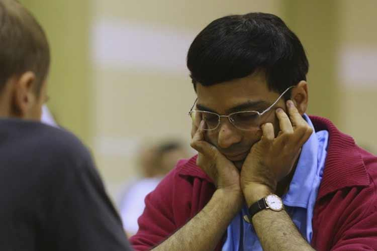 Vishwanathan Anand Says Chess is Not About Beating the Board but the Player