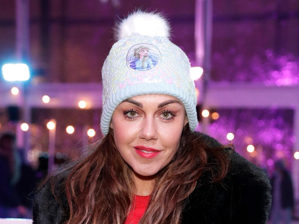 Michelle Heaton at an event in December 2020 (John Phillips/Getty Images)