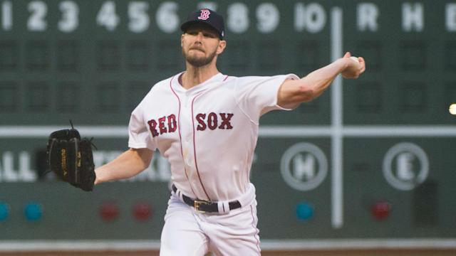 Not even Chris Sale's performance could prevent the Boston Red Sox from losing to the Colorado Rockies on Tuesday.