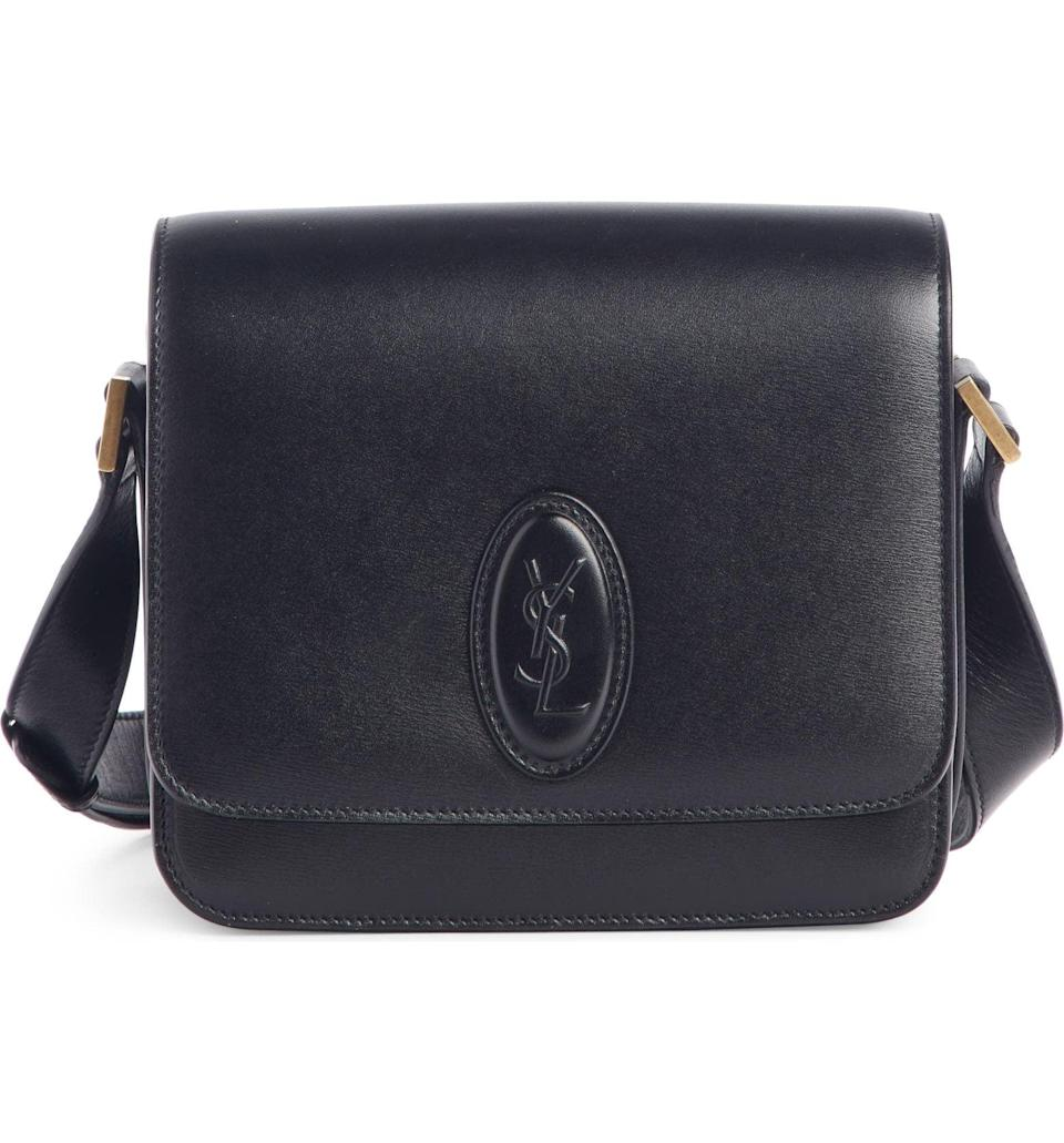 <p>If you want a bag you'll have forever, this <span>Saint Laurent Small Le 61 Convertible Crossbody Bag</span> ($1,990) is it.</p>