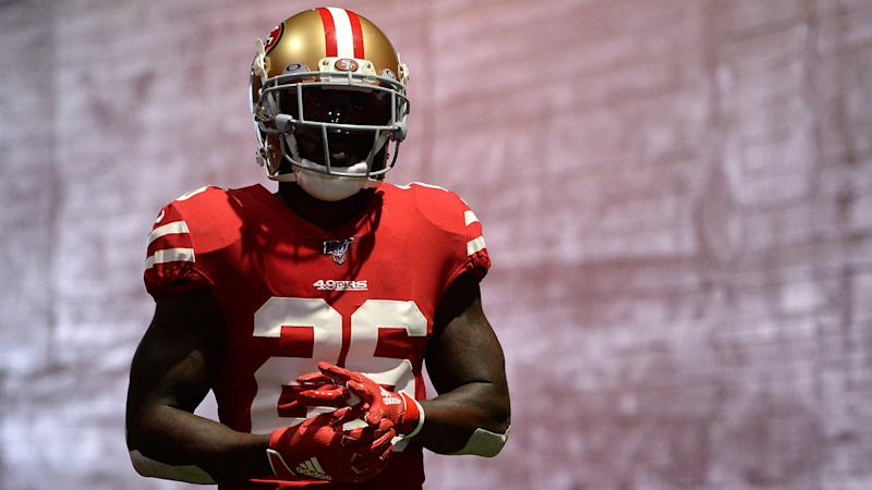 How time as father inspired 49ers' Tevin Coleman to help other parents
