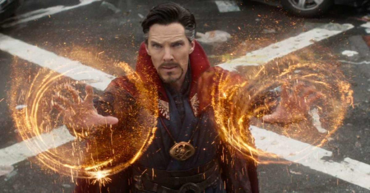 Doctor Strange (Credit: Marvel/Disney)