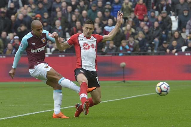 Joao Mario challenges West Ham to take giant stride towards Premier League survival against Stoke