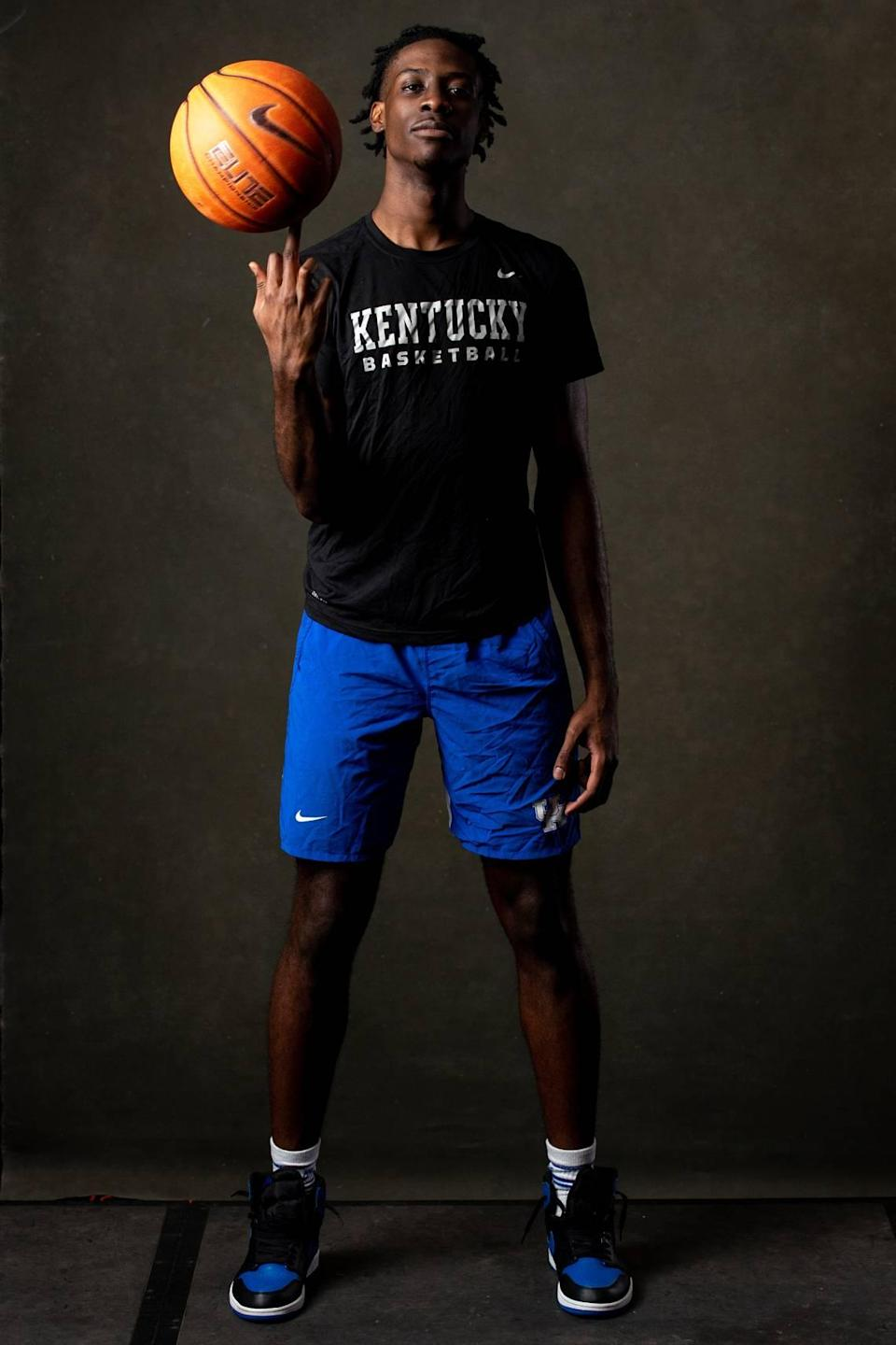 Terrence Clarke, whose dealt with a right leg injury for most of his lone season at Kentucky, averaged 9.6 points, 2.6 rebounds and 2.0 assists in eight games.