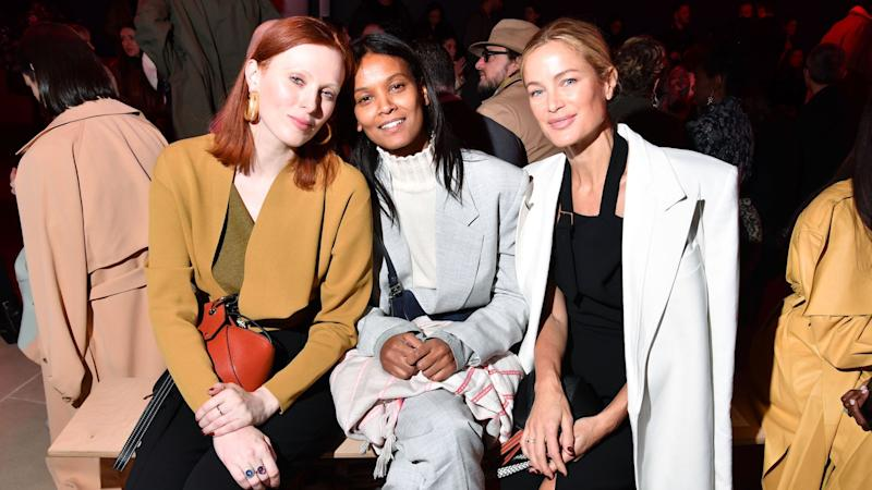 Front Row at the Proenza Schouler NYFW Fall/Winter Show Was Absolutely *Chef's Kiss*